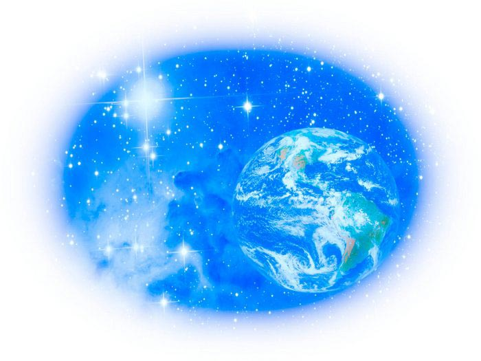 Надо Землю спасти